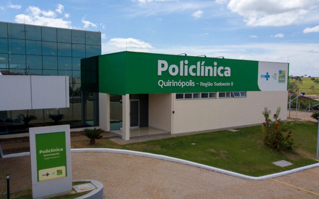 Policlínica de Quirinópolis abre 33 vagas para contratação