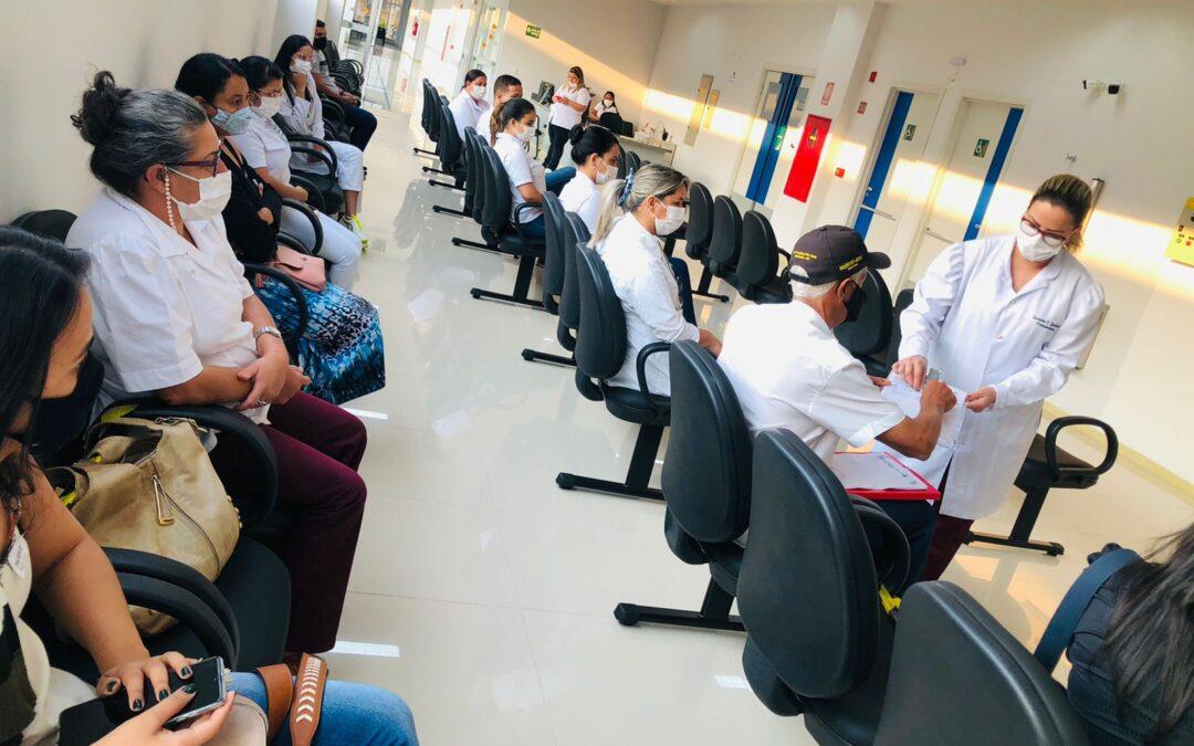 Policlínica Estadual de Quirinópolis realiza palestra sobre saúde mental
