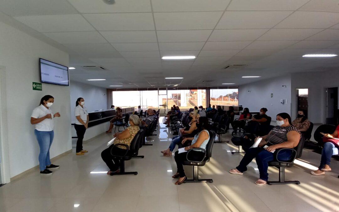 Policlínica de Quirinópolis celebra Setembro Amarelo com palestra