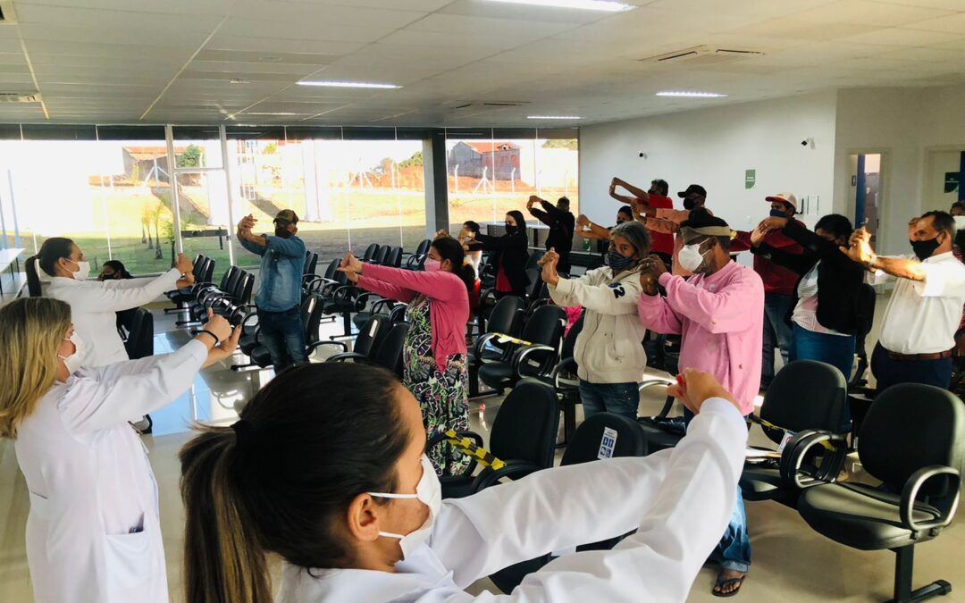 Policlínica Estadual de Quirinópolis cria Projeto Momento Saúde