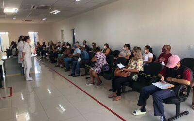 Policlínica de Quirinópolis realiza palestra em alusão ao Outubro Rosa